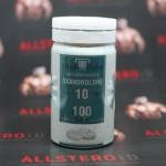 Oxandrolone 10мг\таб - цена за 100таб.