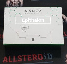 EPITHALON 10mg/vial - ЦЕНА ЗА 5 ВИАЛ