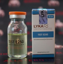 LYKA NEW TEST E250 250mg/ml - ЦЕНА ЗА 10МЛ