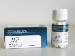 MAGNUS METHANDIENONE 10MG/TAB - ЦЕНА ЗА 100 ТАБ