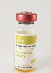 ERGO TRENBOLONE ACETATE 100MG/ML - ЦЕНА ЗА 10МЛ