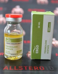 ERGO TRENBOLONE A 100 100mg/ml - ЦЕНА ЗА 10МЛ