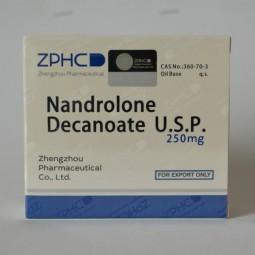 Nandrolone Decnoate 250mg/ml - цена за 1 ампулу 1мл.