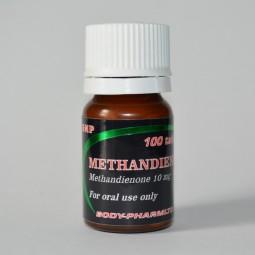 Methandienone 10mg/tab - цена за 100таб.