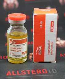 ERGO TRENBOLONE E 200MG/ML - ЦЕНА ЗА 10МЛ