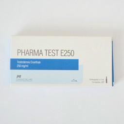 PHARMA TEST E250, 250mg/ml - ЦЕНА ЗА 1 АМПУЛУ