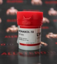 LYKA NEW PRONABOL-10 10mg/tab - ЦЕНА ЗА 100ТАБ