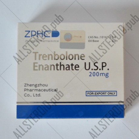 Trenbolone Enanthate 200mg/ml - цена за 1 ампулу 1мл.