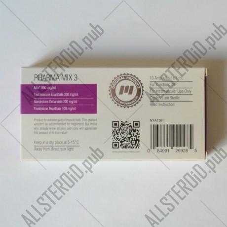 Pharma mix 3 от PharmaCom labs