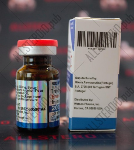 TRENBOLONE E 200mg/ml - Цена за 10 мл