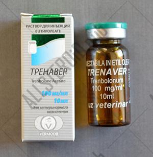 Тренавер А 100 мг (Vermodje)
