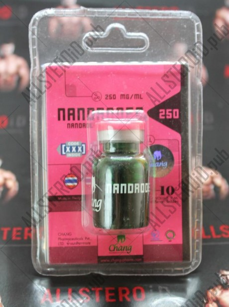 Nandrodec 250 mg (Chang Pharma)