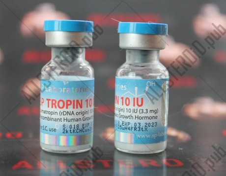 SP TROPIN 10IU/VIAL - Цена за 100ед