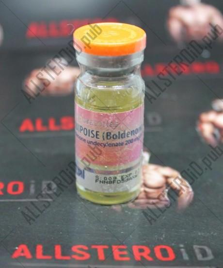 Эквипойз (boldenona-e) 200 мг (SP labs)