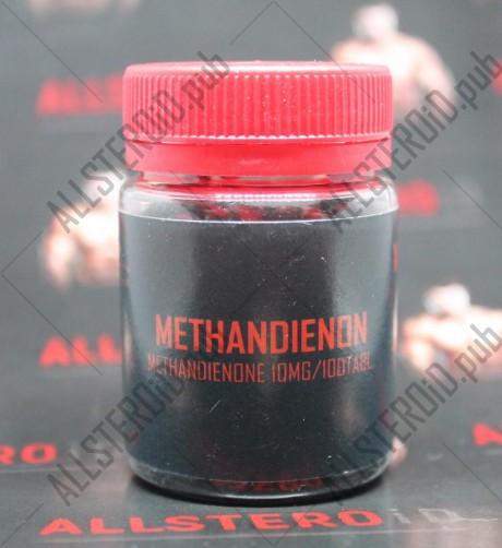Methandienon 10 мг, Watson