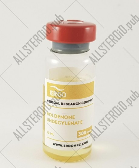ERGO BOLDENONE UNDECYLENATE 300MG/ML - ЦЕНА ЗА 10МЛ