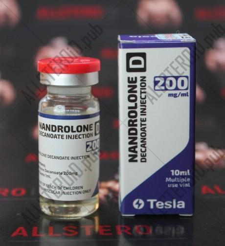 Nandrolone D 200mg (Tesla Pharmacy)