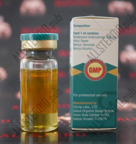 Boldenone 300 (Olymp Labs)