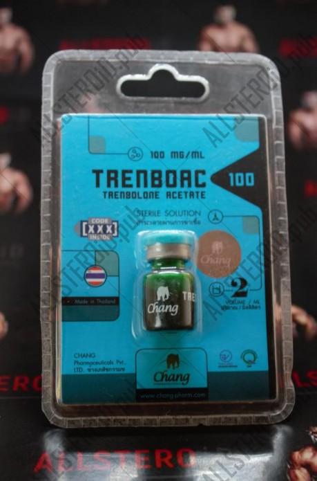 TrenboAC 100 (Chang Pharma)
