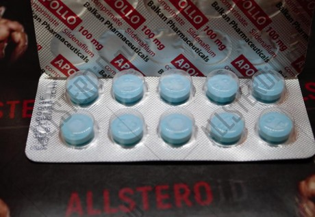 Apollo 100 mg от Balkan Pharma