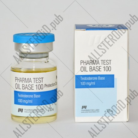 Pharma Test Oil Base 100, 100mg/ml