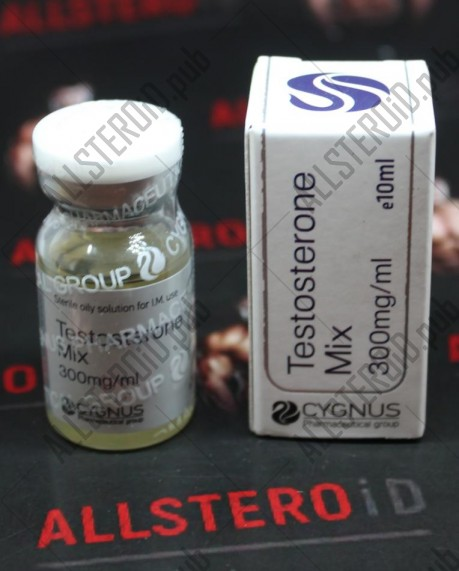 CYGNUS TESTOSTERONE MIX 300MG/ML - ЦЕНА ЗА 10МЛ