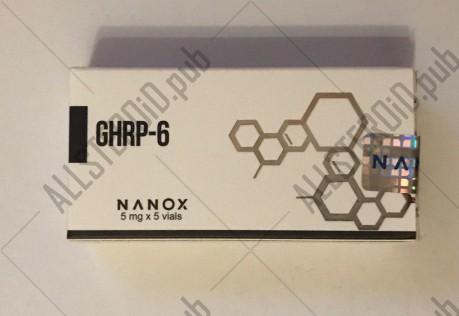 GHRP-6 (Nanox)